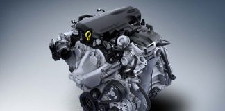 1.0L EcoBoost l-3 Engine