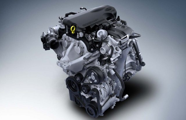 1.0L EcoBoost l-3 Engine