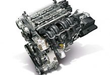 Ford Engines 1.6L Duratec-TI-VCT