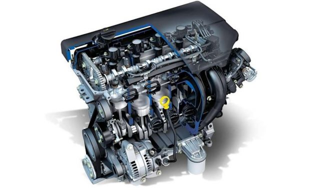 Ford Engines 1.6L Duratorq DLD-416 TDCI