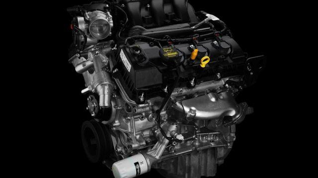 3.7L V6 Duratec/Ti-VCT Specs