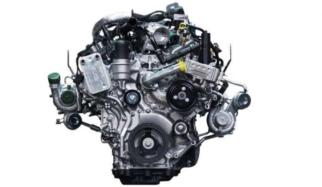 Ford Engines 2.7L EcoBoost