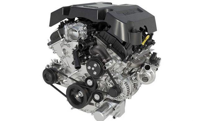 3.5L EcoBoost Engine