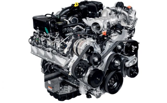 Ford Engines 6.7L PowerStroke