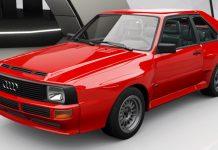 1.9D Engine Audi 80