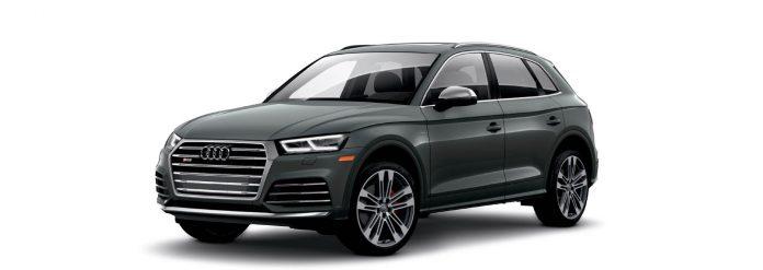 2021 Audi Q5 Daytona Gray pearl Colors