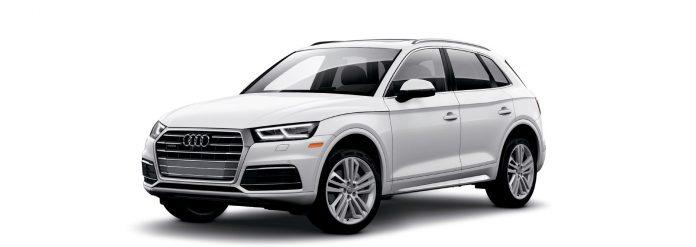2021 Audi Q5 Ibis White Colors