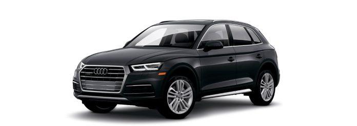 2021 Audi Q5 Manhattann Gray metallic Colors