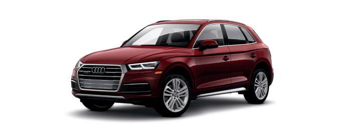 2021 Audi Q5 Matador Red metallic Colors