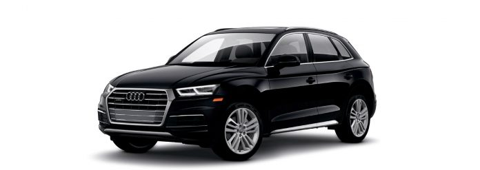 2021 Audi Q5 Mythos Black metallic Colors