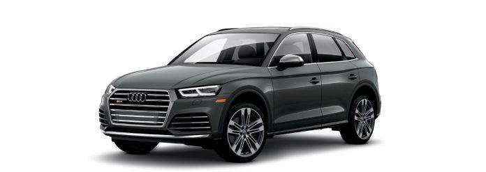 2021 Audi Q5 Quantum Gray Colors