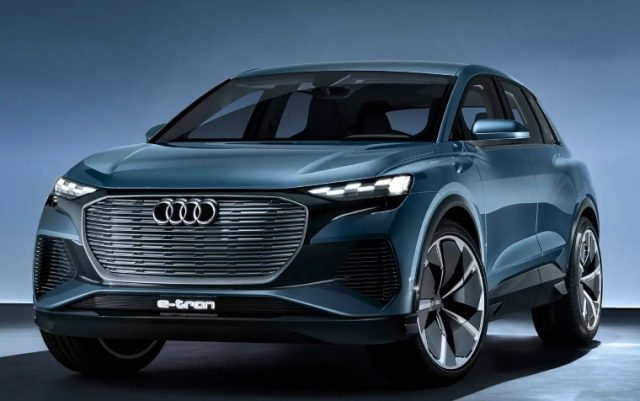 new electric cars 2021