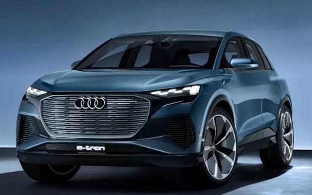 2021 Audi e-tron Electric Cars