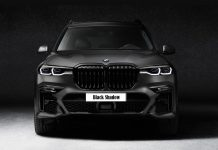 2021 BMW X7 Dark Shadow Edition Reviews