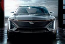 2021 Cadillac Lyriq Electric SUV
