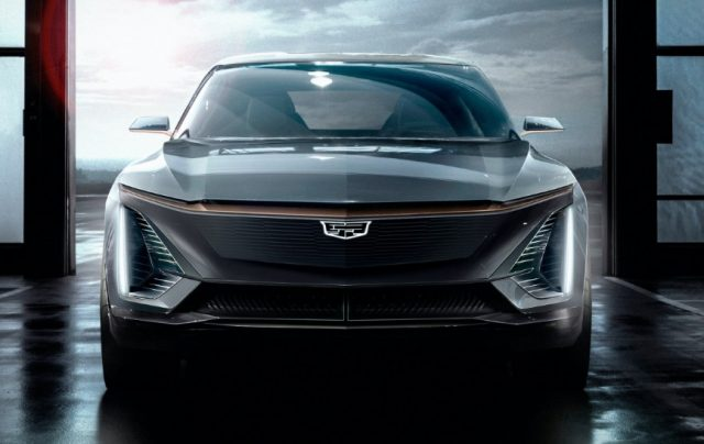 2021 Cadillac Lyriq Electric SUV