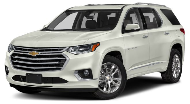 2021 Chevrolet Traverse Iridescent Pearl Tricoat Colors