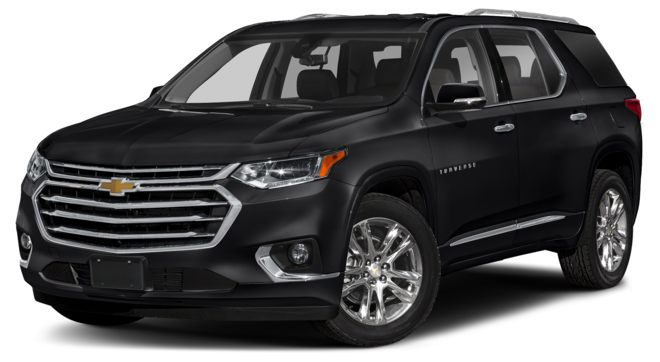 2021 Chevrolet Traverse Mosaic Black Metallic Colors