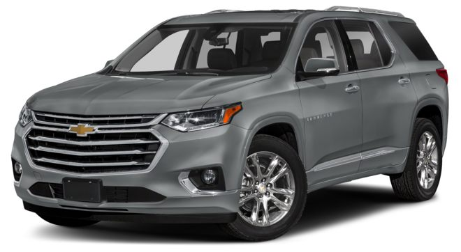 2021 Chevrolet Traverse Satin Steel Metallic Colors