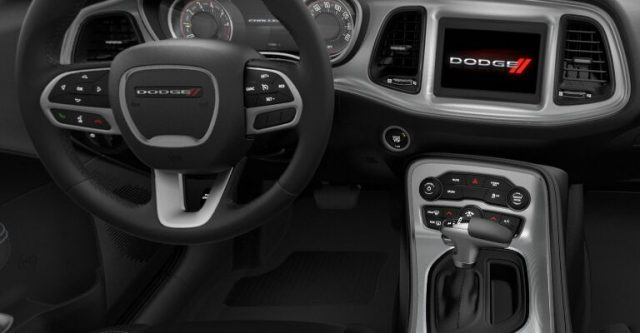 2021 Dodge Challenger Black Interior Colors