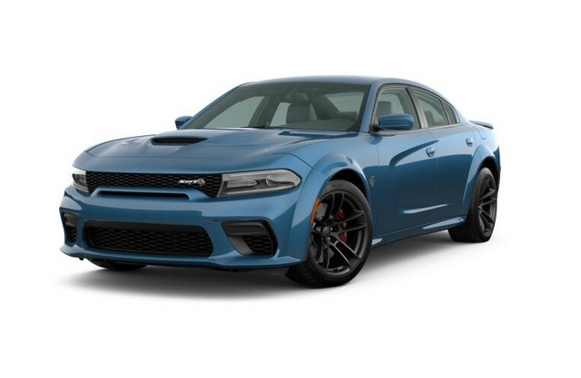 2021 Dodge Charger Frostbite Colors