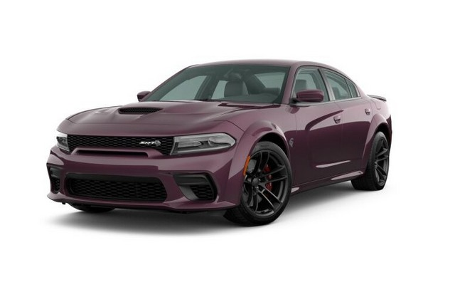 2021 Dodge Charger Hellraisen Colors