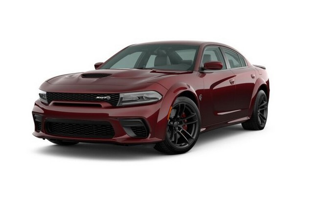 2021 Dodge Charger Octane Red Colors