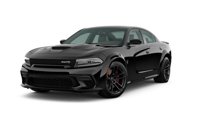 2021 Dodge Charger Pitch Black Colors