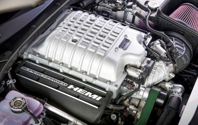 2021 Dodge Charger SRT Hellcat Redeye Engine