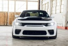 2021 Dodge Charger SRT Hellcat Redeye Rear Bumper