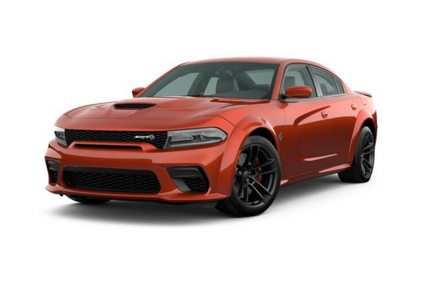 2021 Dodge Charger Sinamon Stick Colors