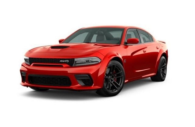 2021 Dodge Charger TorRed Colors