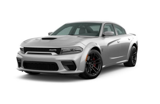 2021 Dodge Charger Triple Nickel Colors