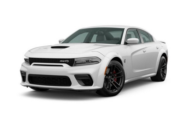 2021 Dodge Charger White Knuckle Colors