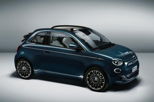 2021 Fiat 500 For Female Drivers