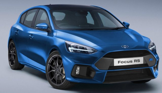 2021 Ford Focus For Female Drivers