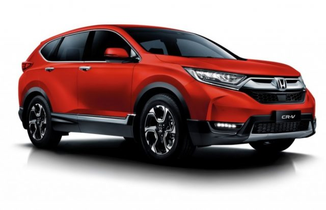2021 Honda CR-V For Female Drivers