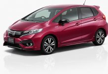 2021 Honda Fit Colors