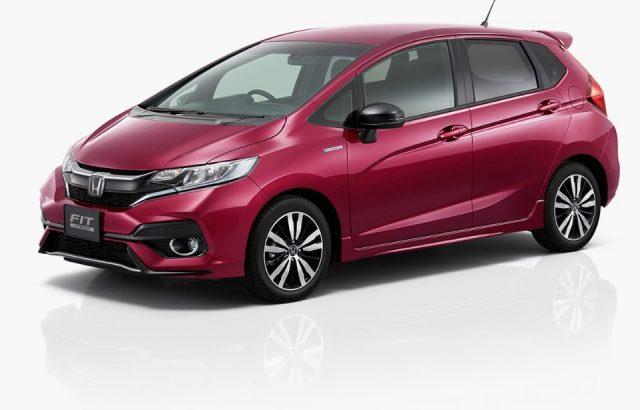 2021 Honda Fit Colors