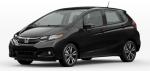 2021 Honda Fit Crystal Black Pearl