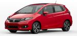 2021 Honda Fit Milano Red