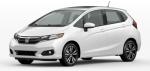 2021 Honda Fit Platinum White Pearl