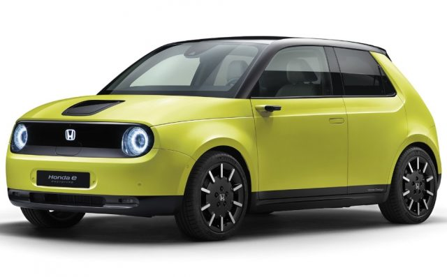2021 Honda e Electric Cars