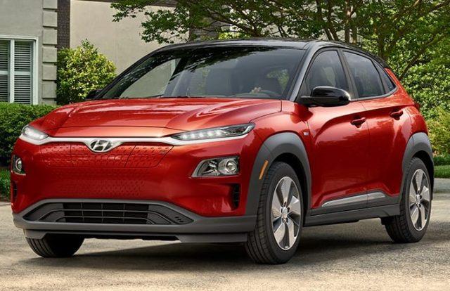 2021 Hyundai Kona Electric Cars