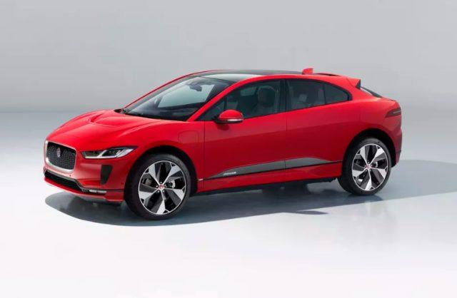 2021 Jaguar I-Pace Electric Cars