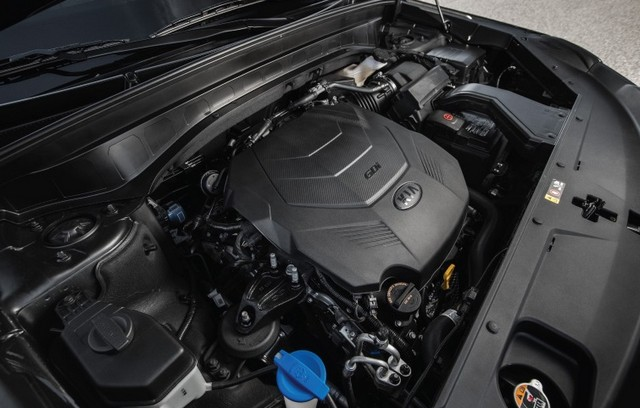 2021 KIA Sedona Engine