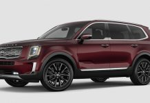 2021 KIA Telluride Color Options