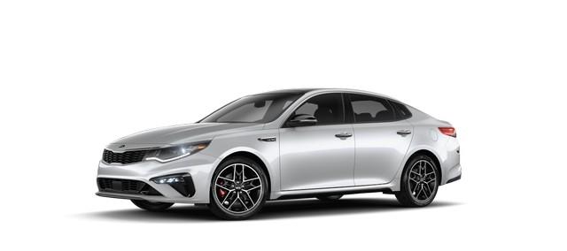 2021 Kia Optima Sparkling Silver Colors
