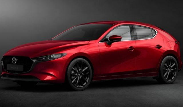 2021 Mazda 3 For Female Drivers