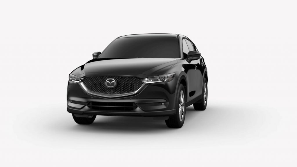 2021 Mazda CX-5 Jet Black Mica Colors